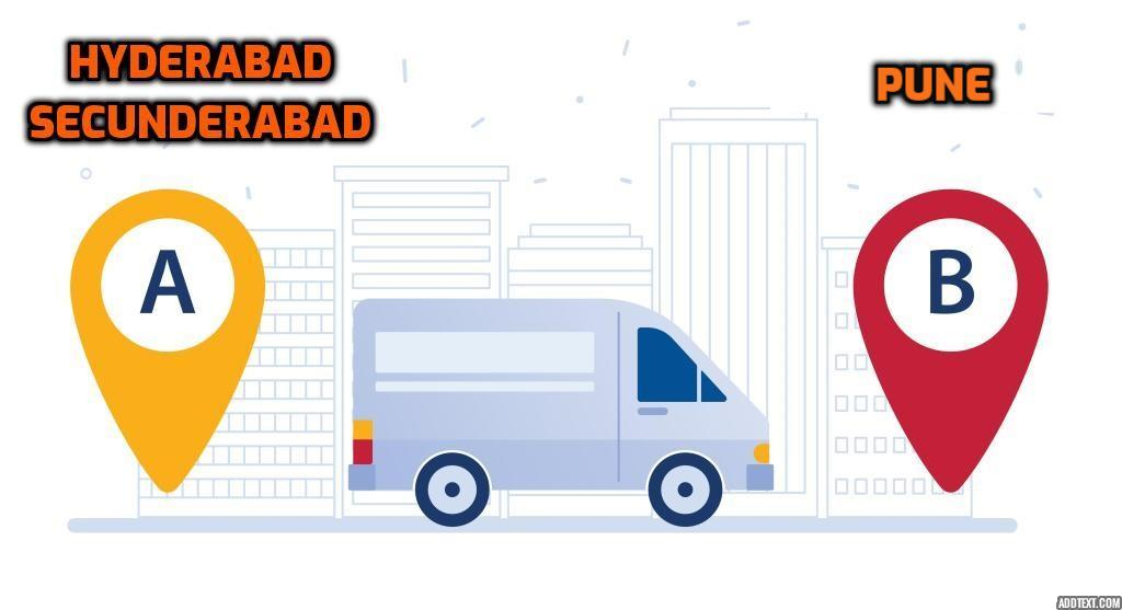 Packers Movers Hyderabad Secunderabad to Pune